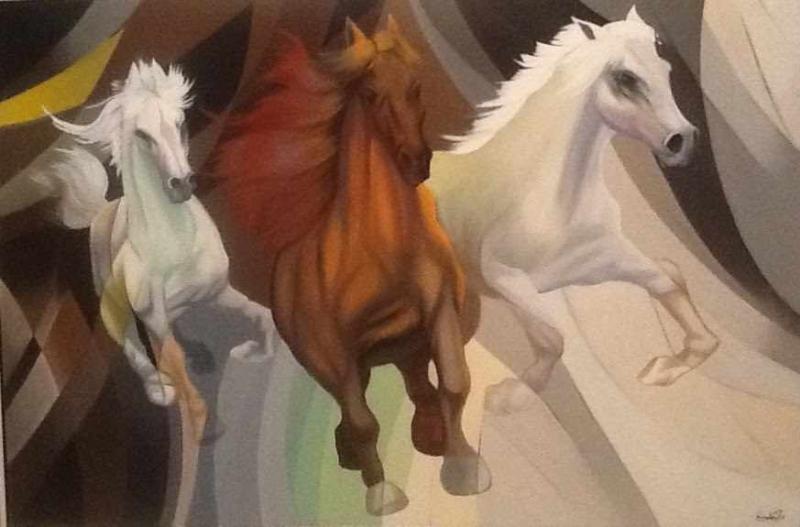 Cavalos I