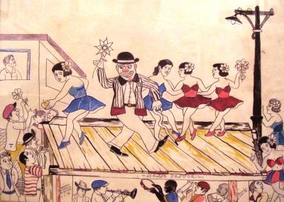 Dança de Olinda