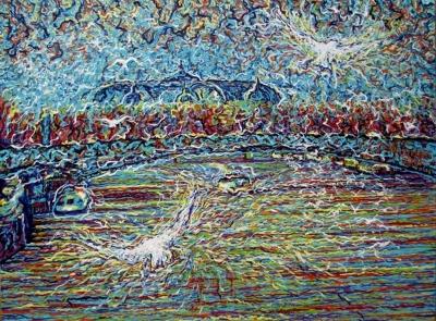Fantasia sobre o Rio Sena