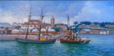 Porto do Cajú (Rio de Janeiro 1905)