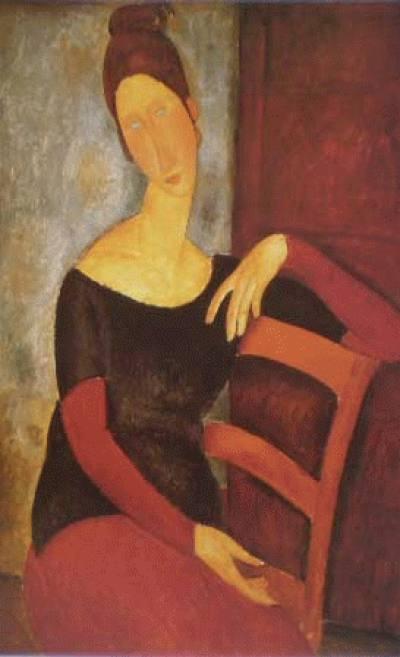 Jeanne Hébuterne - A Mulher do Artista