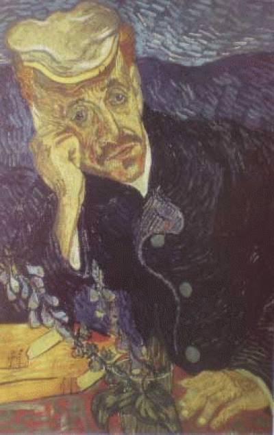 Retrato do Doutor Paul Gachet