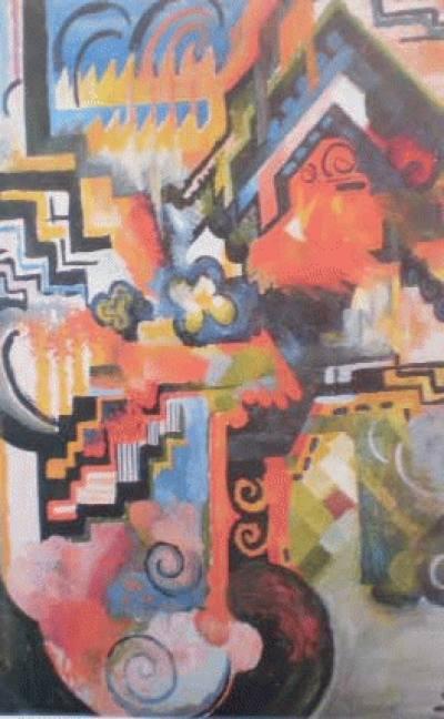 Composição Colorida (Homenagem a Johann Sebastian Bach)