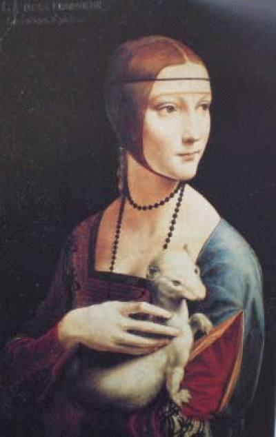 Dama com um Arminho