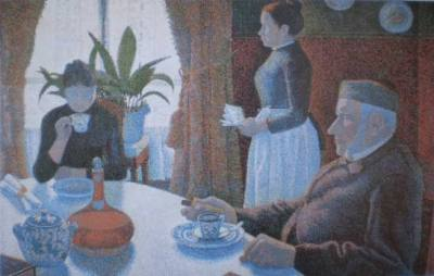 Café da Manhã (A Sala de Refeições)