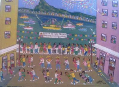 Procissão marítima de São Pedro