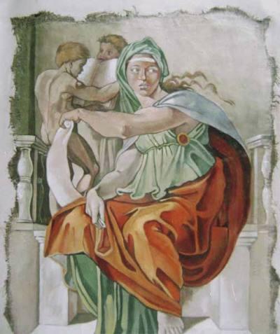 Sibilla 2 - Cappella Sistina