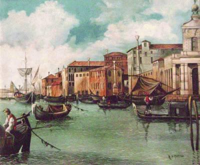 Venezia - La dogana