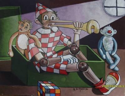 Il Risveglio di Pinochio