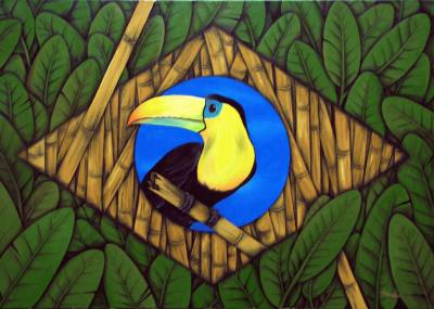 Bandeira Tucano