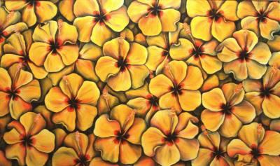 Hibiscos Amarelos
