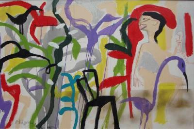 Abstrato cores